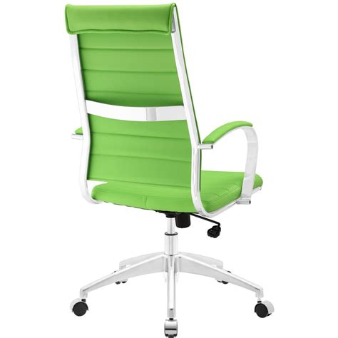 Green Office Chair by Instant Operator High Back Office Chair Brickell Collection