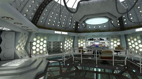 pics for gt 8th doctor tardis console