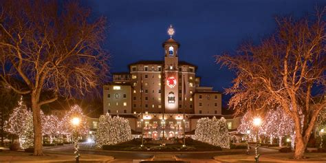 brighten your holidays in colorado springs colorado
