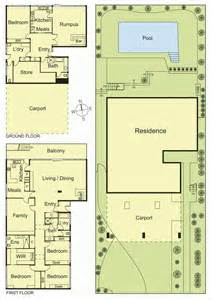 Mid Century Floor Plans by Mid Century Modern House Plans Dream Home Pinterest