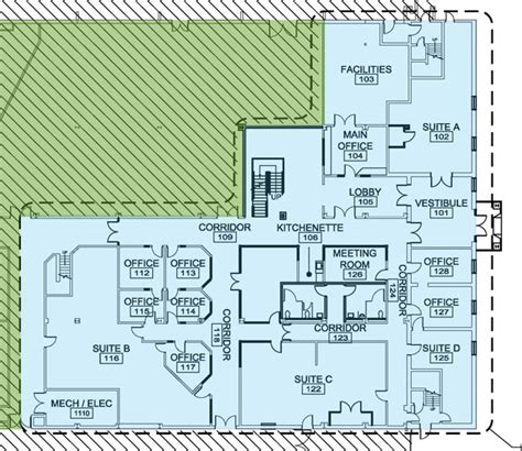 office space floor plan techplace office space techplace