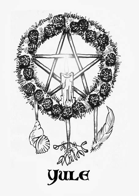 Winter Solstice Coloring Pages Printable Pagan Coloring Pages Yule