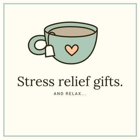 Stress Relief best stress relief gifts relax and regain your calm