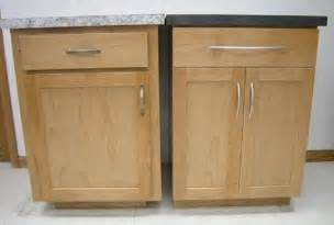 Cabinet Faces Knock On Wood Frame Vs Style Brighton Homes