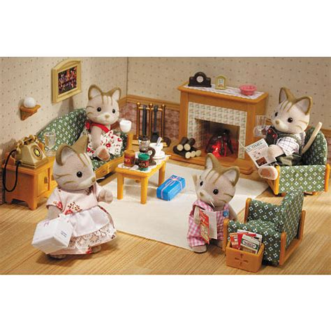 Calico Critters Deluxe Living Room Review Calico Critters Calico Critters Deluxe Living Room Set