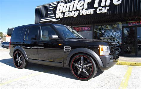 land rover lr3 black land rover lr3 illusion gallery mht wheels inc
