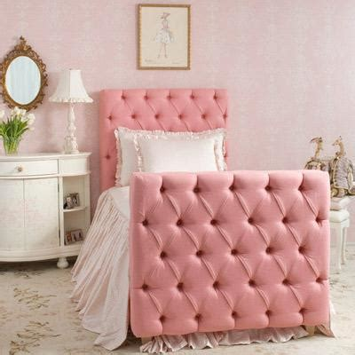 girl headboard afk art for kids furniture hollywood bed