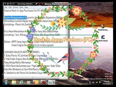 tutorial hack pc tutorial hack in apps purchases for pc work 100 youtube
