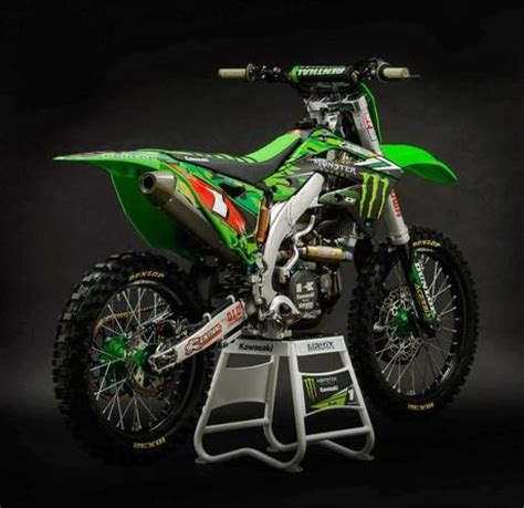 Sticker Decal Yamaha X Ride Energy Thor kawasaki kx 450f villopoto san diego supercross usa