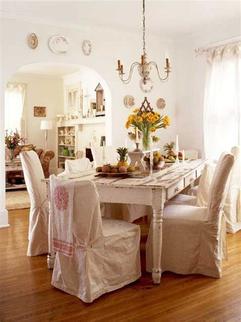 farmhouse table white chairs covers dining room home decor farmhouse tables pinterest white chair covers farmhouse table  room