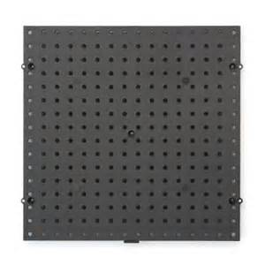 peg board home depot everbilt 16 in x 16 in black plastic pegboard 17961