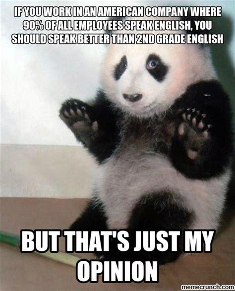 Funny Panda Memes - funny panda memes