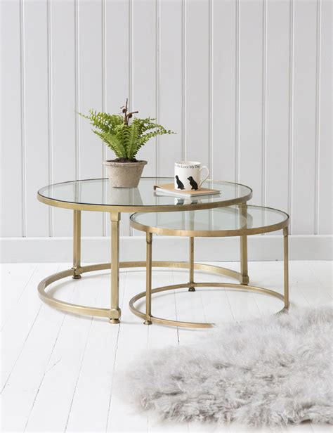 glass coffee table sets stacking glass coffee table set grey