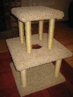 1000 images about cat scratching posts on