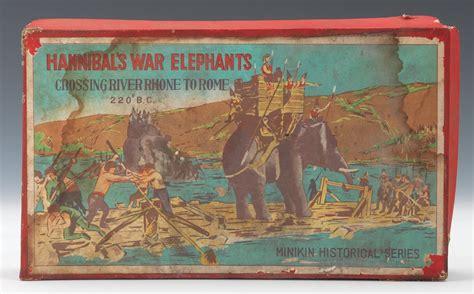 Wehe Minikin 150 Fullset hannibal s war elephants minikin historical series 10 25 13 sold 132 25