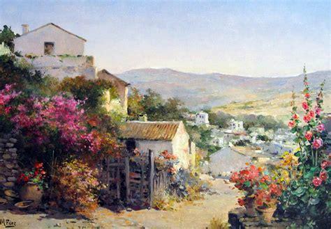 imagenes de paisajes en oleo cuadros modernos pinturas y dibujos 07 29 13