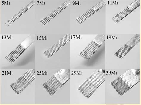 types of tattoo needles sterile magnum needles china manufacturer