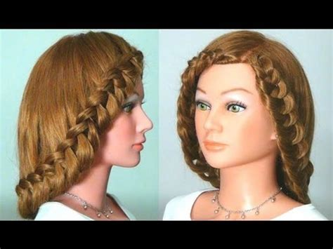 womenbeauty1 hairstyles download download прическа на средние волосы elegant hairstyle for