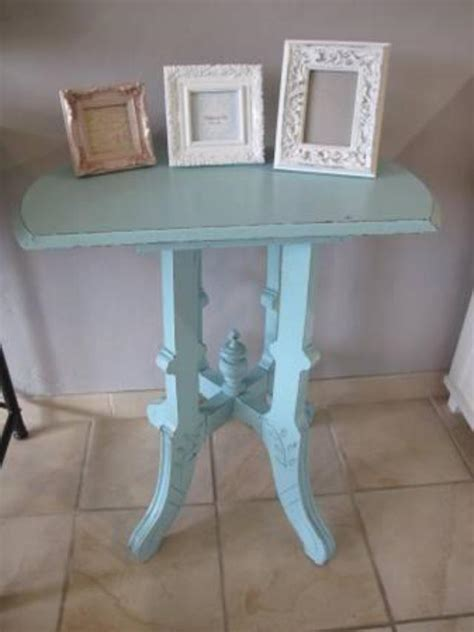 shabby chic table loveseat vintage furniture san diego