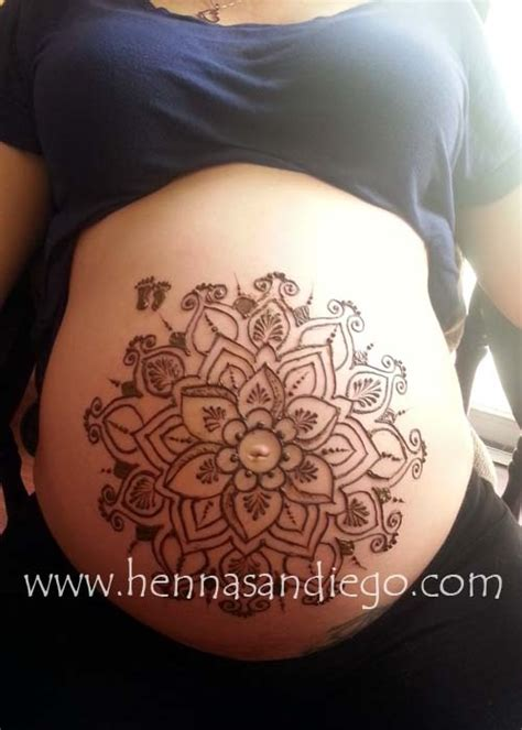 henna tattoo designs pregnant belly 25 best ideas about henna belly on bump