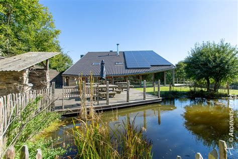 Weekend Cottages Luxurious 4 Farmhouse In Robertville In The Li 232 Ge