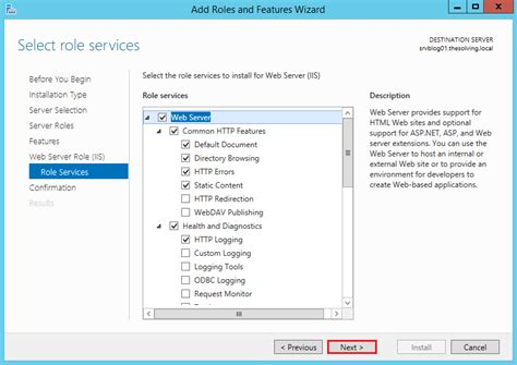 configure xp as web server how to install and configure iis on windows server 2012 r2