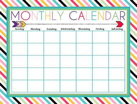 printable monthly daily calendar i should be mopping the floor free printable daily