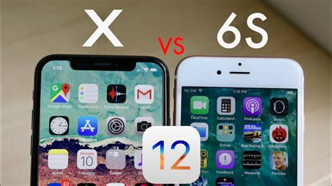 iphone   iphone   ios  speed comparison youtube