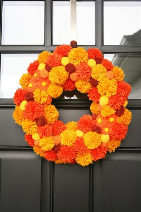 how to make a wreath for front door how to make front door wreaths for fall diy projects craft ideas how to s for home decor with