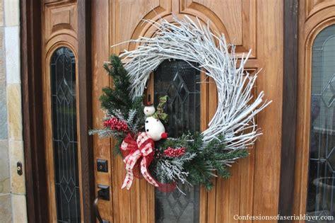 diy twig wreath diy christmas twig wreath confessions of a serial do it