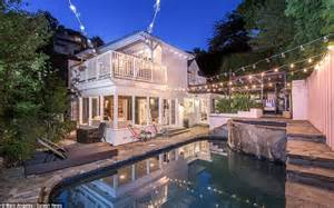 hollywood mansions ashley benson puts her hollywood hills mansion on market