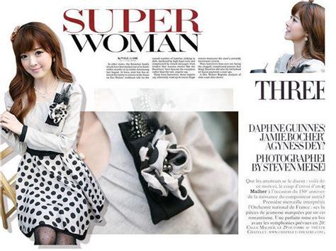 Dress Import 13 dress import korea lengan panjang cantik model terbaru