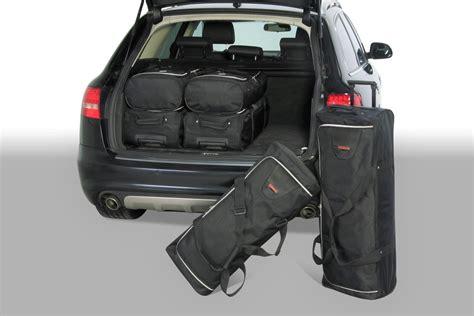 Set Gaming Avan A6 a6 audi a6 avant allroad c6 2005 2011 car bags