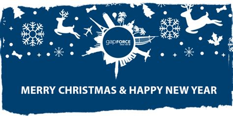 Happy Holidays From The At Gap by Happy Holidays From Everyone At Gapforce Gapforce