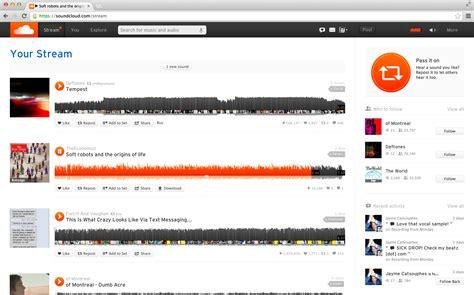 Soundcloud Search Soundcloud Your Sounds Auto Design Tech