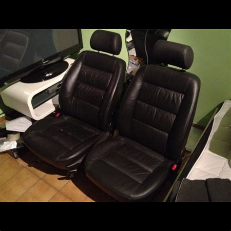 Audi A4 B5 Ledersitze by A4 B5 Lederausstattung Ledersitze Limousine Biete