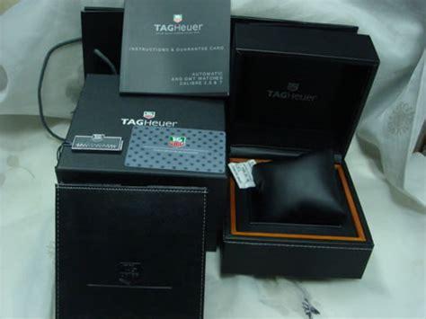 Box Tag Heuer Original boxes timepiece copy replica horloges