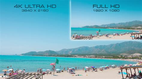 imagenes 4k vs full hd compare new digital video standard 4k ultra hd vs full hd