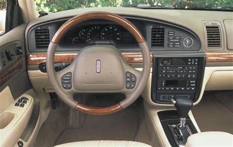 where to buy car manuals 2002 lincoln continental instrument cluster used 2002 lincoln continental for sale pricing features edmunds