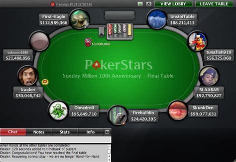 remarkable numbers  pokerstars sunday million poker news