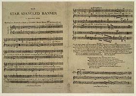 Résultat d'images pour hymne américain