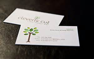 custom cut out business cards cool business card cleverly cut cardrabbit