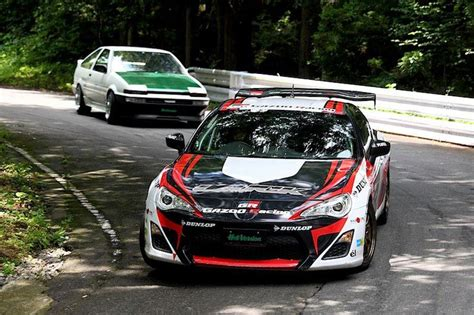 Toyota Battleground Drift King And His Ae86 Battle Rally Gt86 Turnology