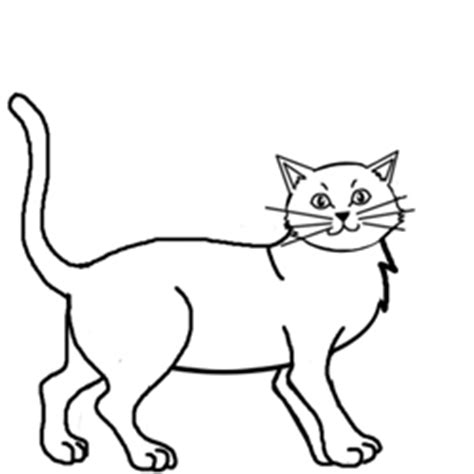 Outline Drawing Cat Laying Vitruvian Outline by Cat Drawing Outline Hvgj Clipart Best Clipart Best