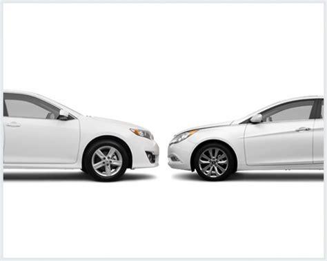 Toyota Corolla Vs Hyundai Sonata Toyota Camry Vs Hyundai Sonata Compare Cars