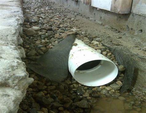 exceptional interior drain 9 basement drain