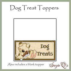 printable dog labels 1000 images about dog treats on pinterest dog treats