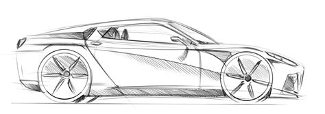 Car Drawing how to draw cars side view