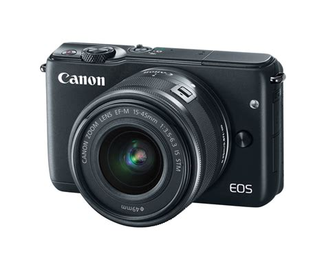 Cashback Canon Eos M10 M 10 15 45 Kit Datascript after a leak today canon officially announced the mirrorless eos m10 resource