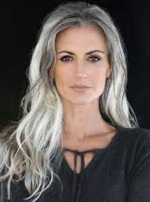 grey hairstyles for younger 25 best ideas about long gray hair on pinterest gray